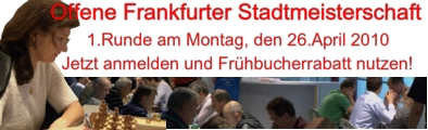 Offene Frankfurter Stadtmeisterschaft 2010