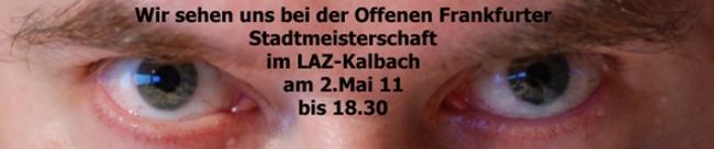 Schach im Bezirk 5 Frankfurt